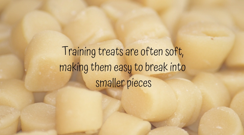 Photo of soft training treats for dogs